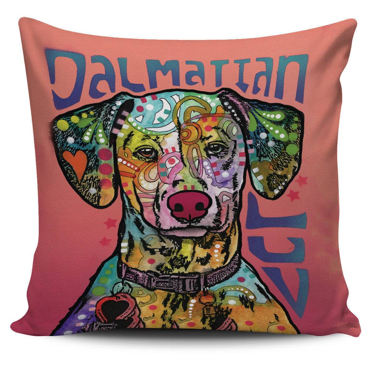 Dalmation Pillow Covers