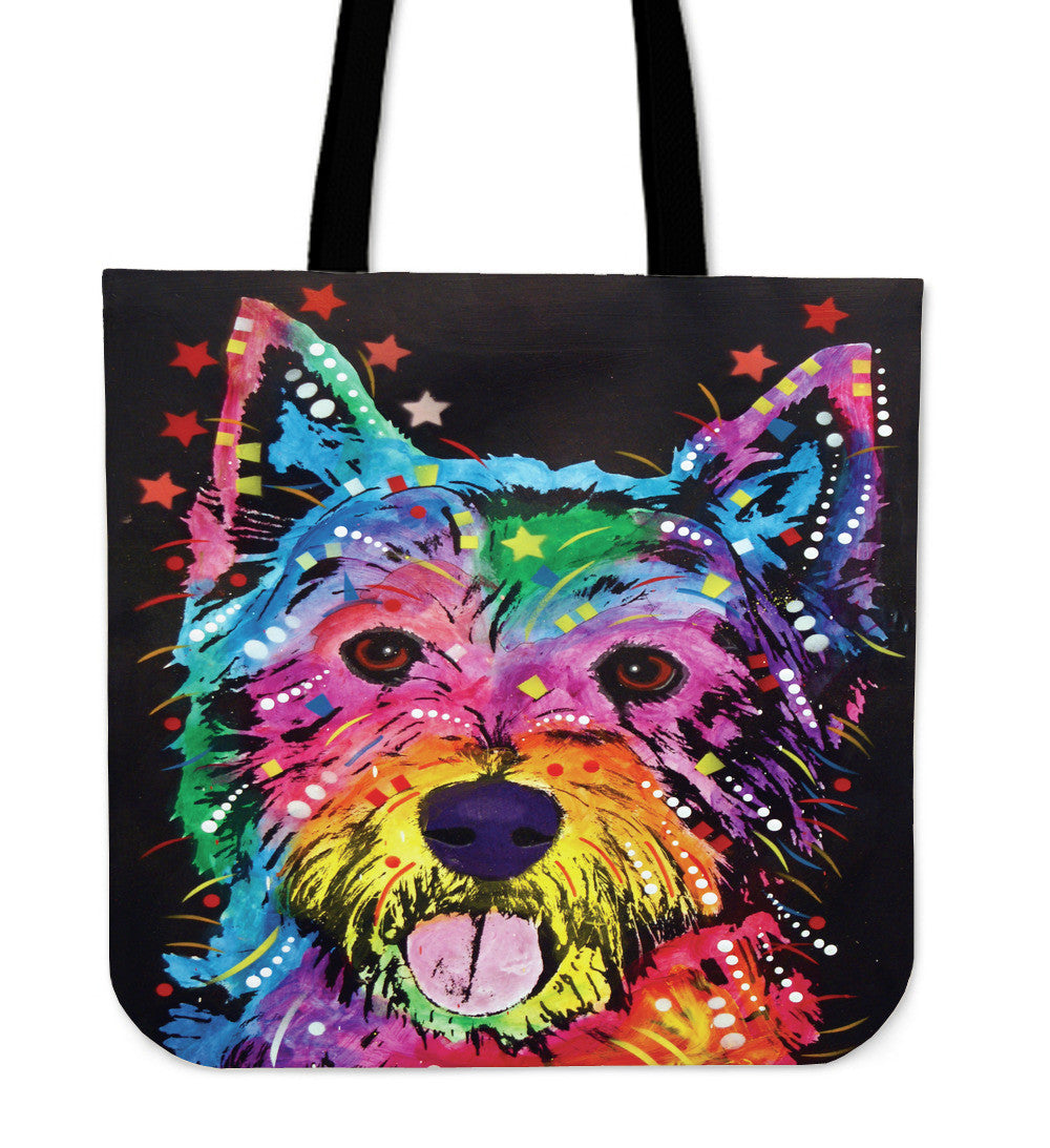 Westie Series Tote Bag