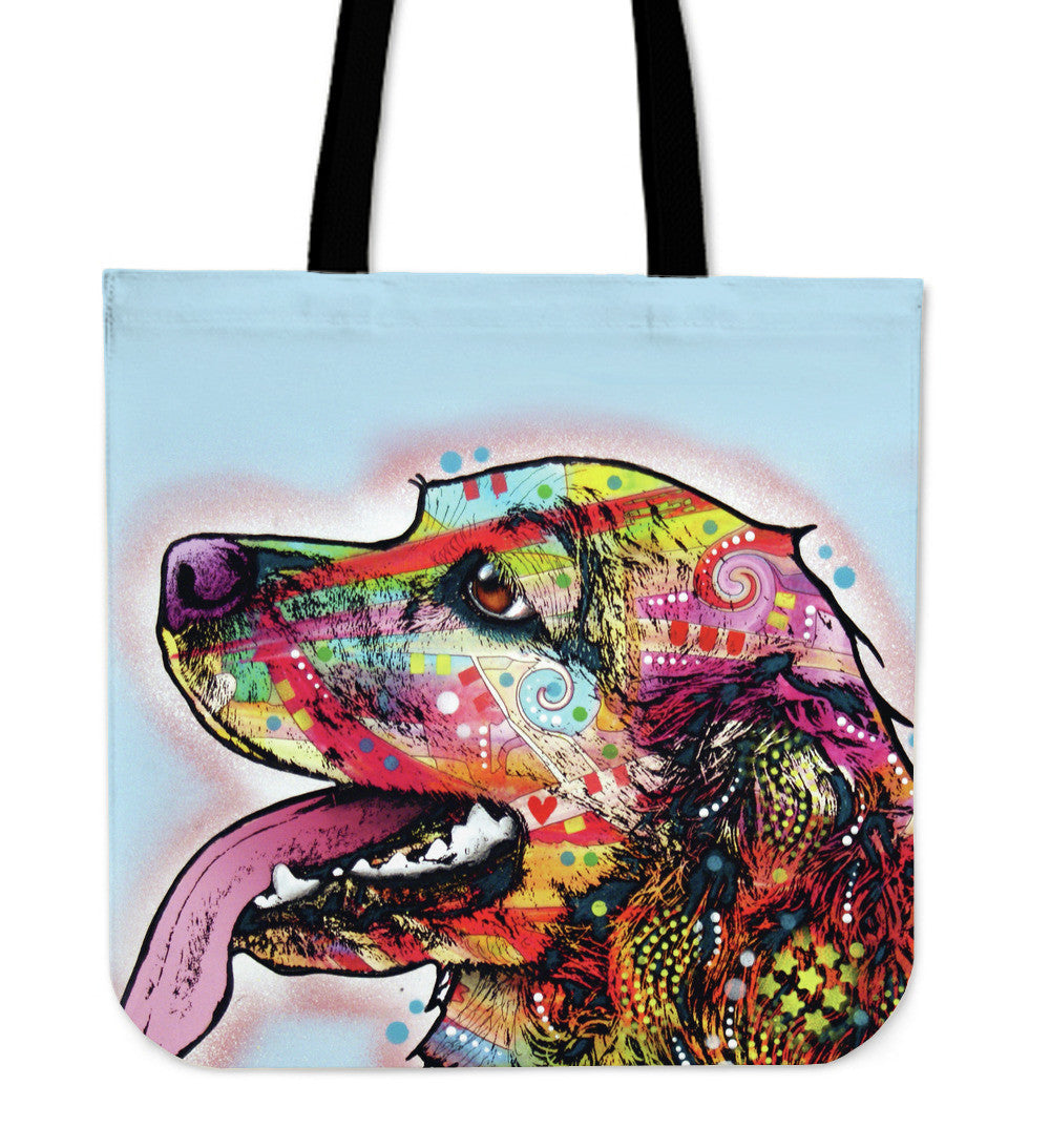 Cocker Spaniel Dog Tote Bag
