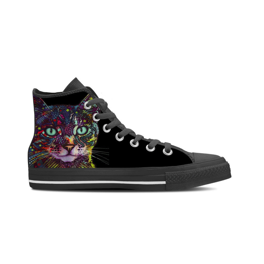 Dean Russo Cat I Men's High Top Shoes