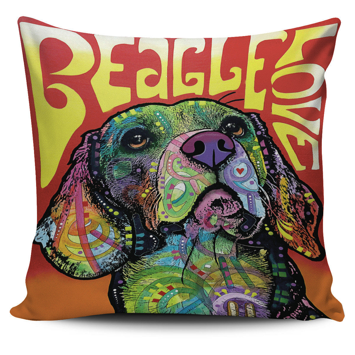 Beagle Love Pillow Covers Offer