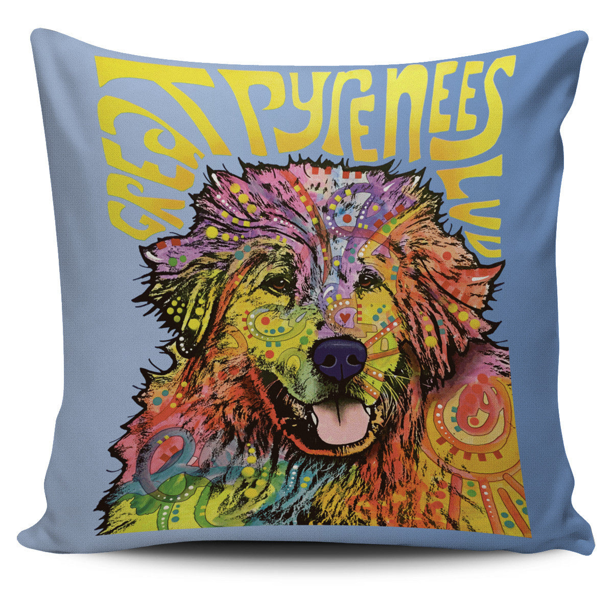 Great Pyrenees Luv Pillow Covers Offer