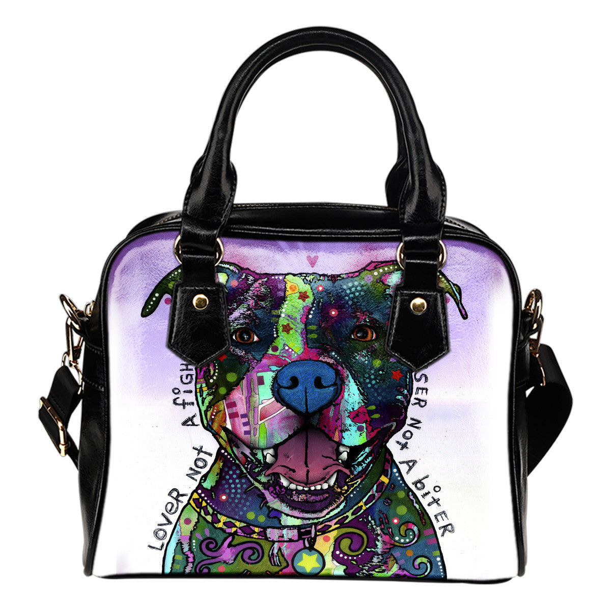 Pit Bull Series Shoulder Handbags
