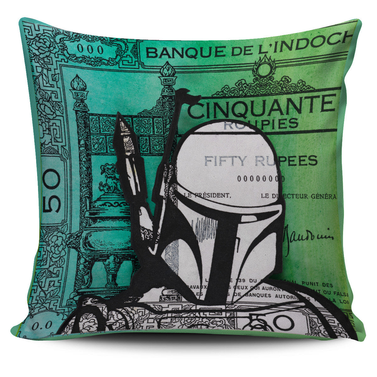 Galactic Series III Pillow Covers Offer