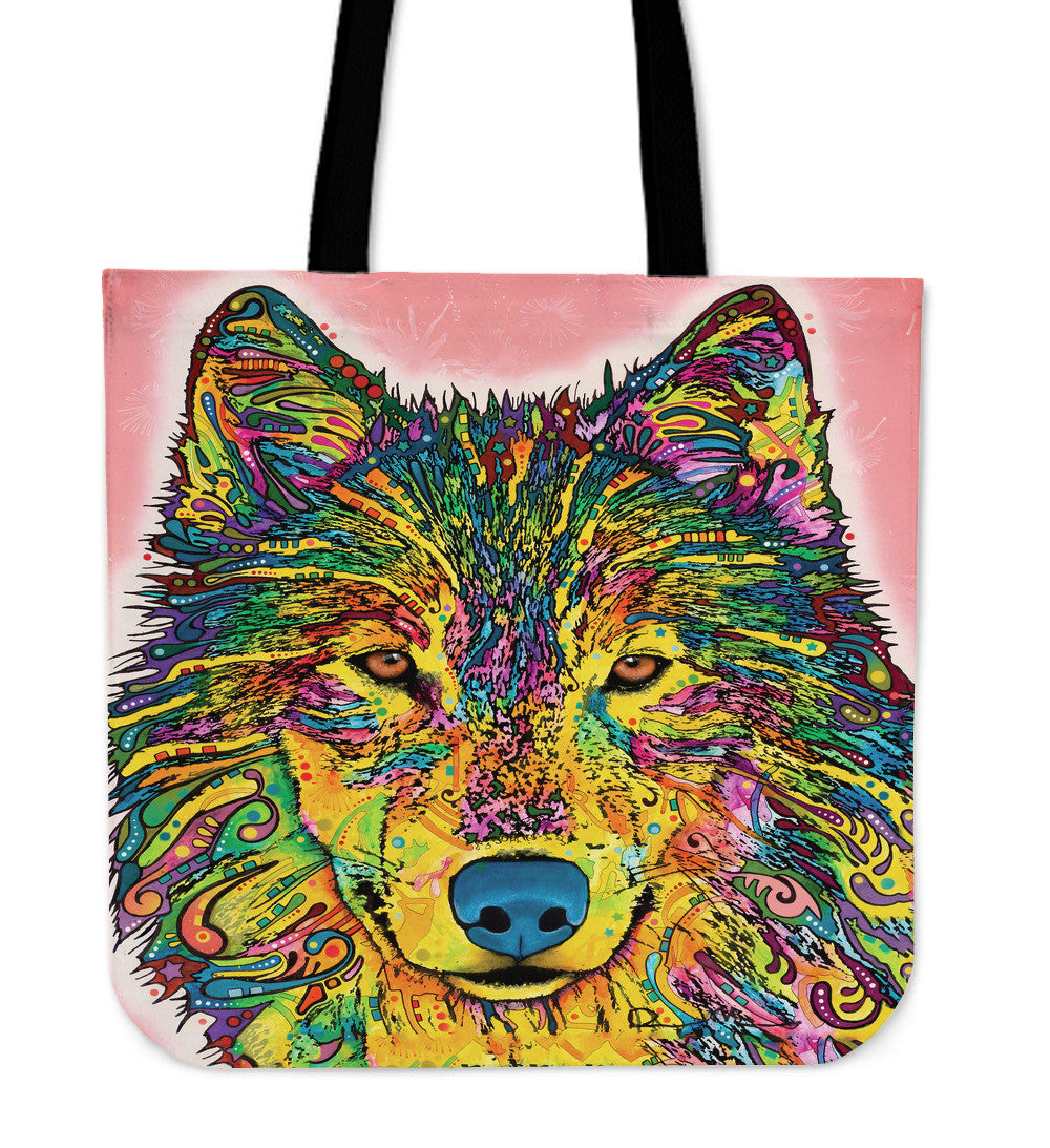 North American Series Tote Bags