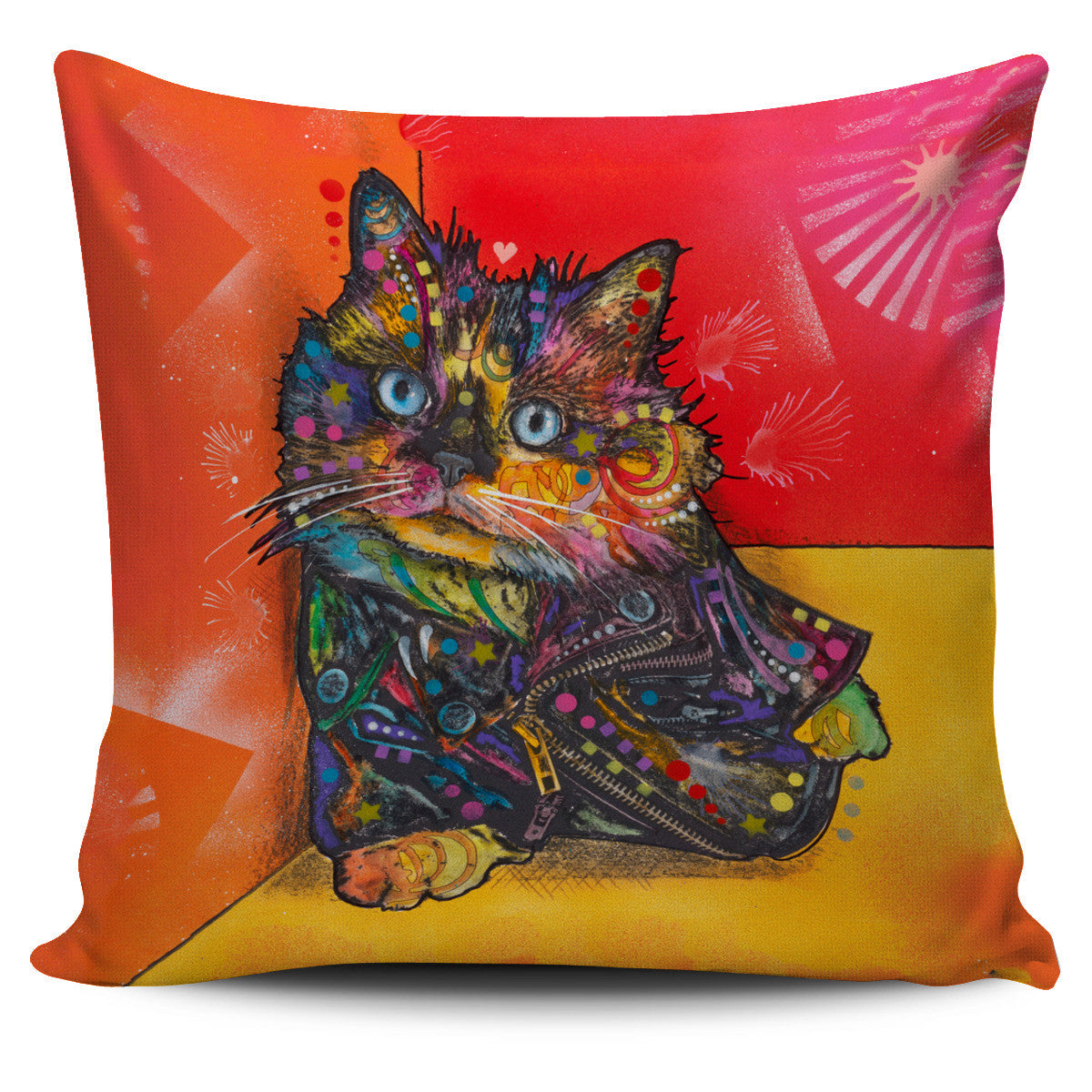 Cat Series II Pillow Covers