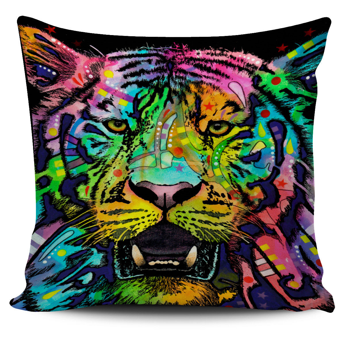 Tiger Series Pillow Covers