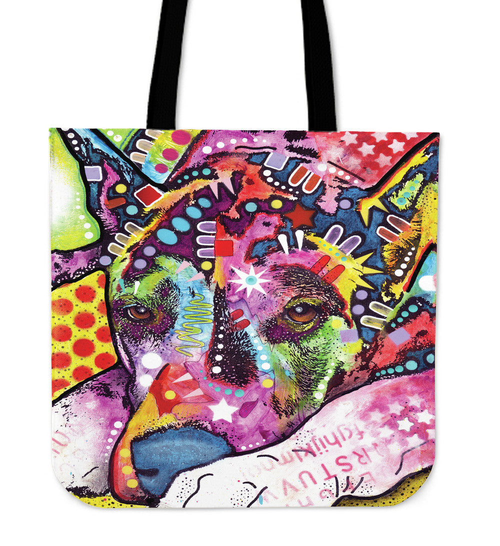 Doberman Series Tote Bag
