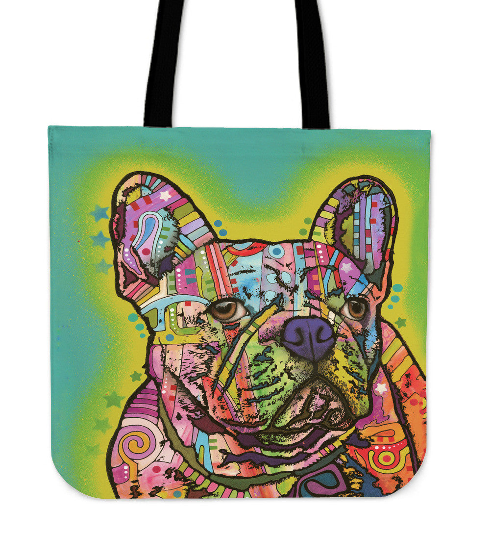 French Bulldog Series Tote Bag