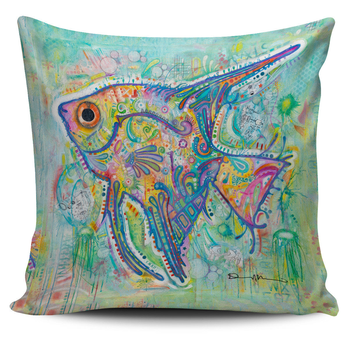Oceana Series Pillow Covers Offer