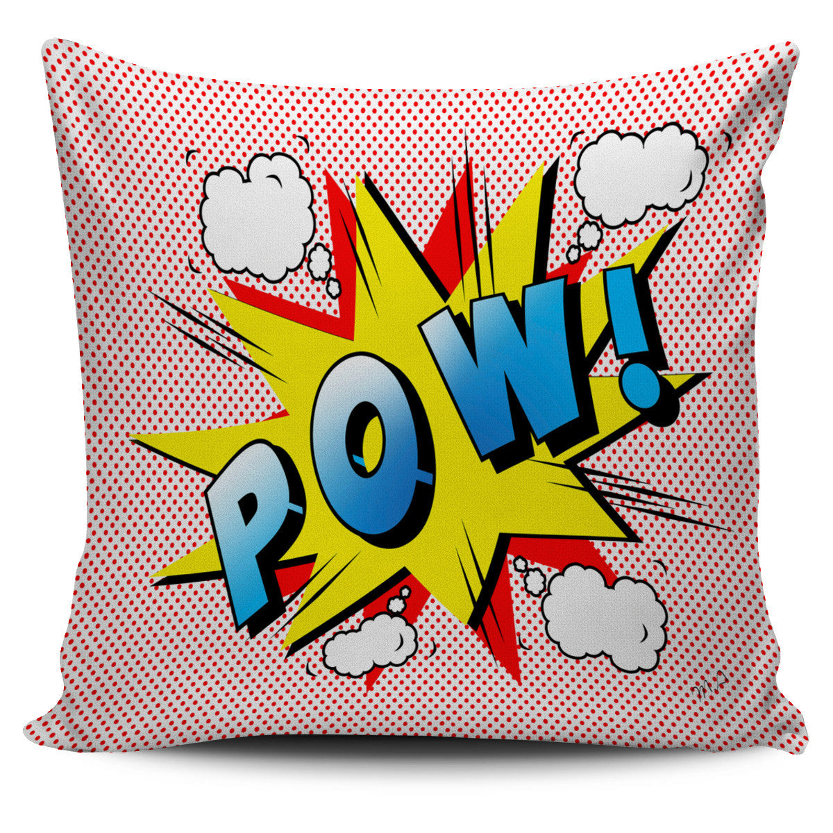 POW Series Pillow Covers