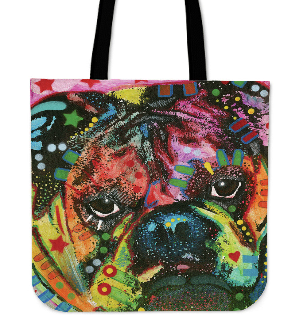 Bulldog Series Tote Bag II