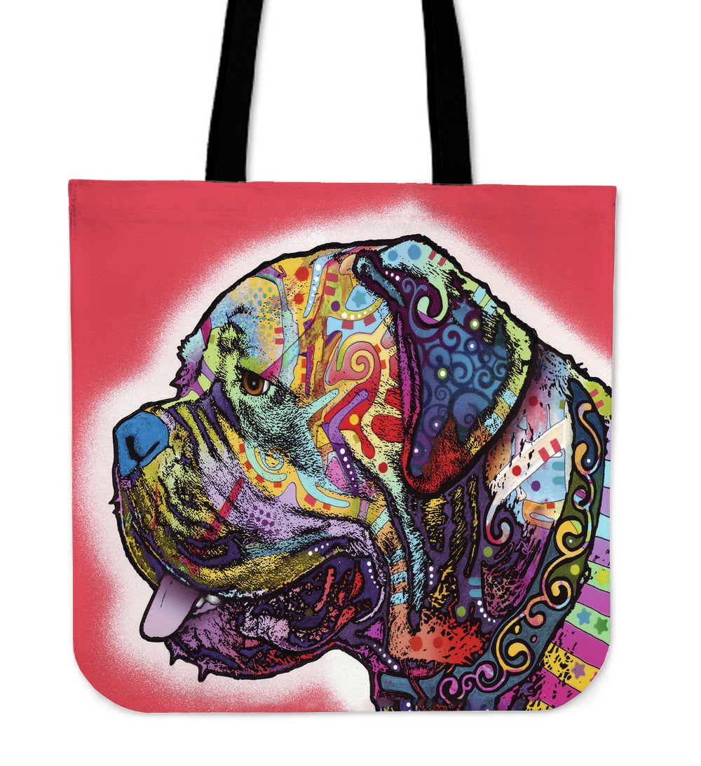 Mastiff Series Tote Bag