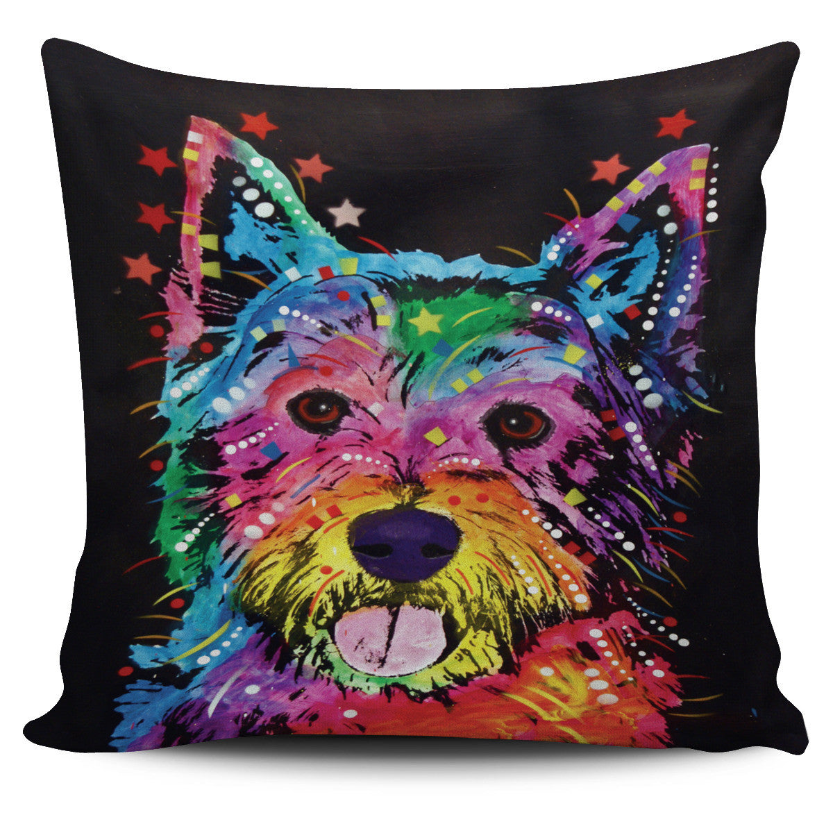 Westie Series Pillow Covers