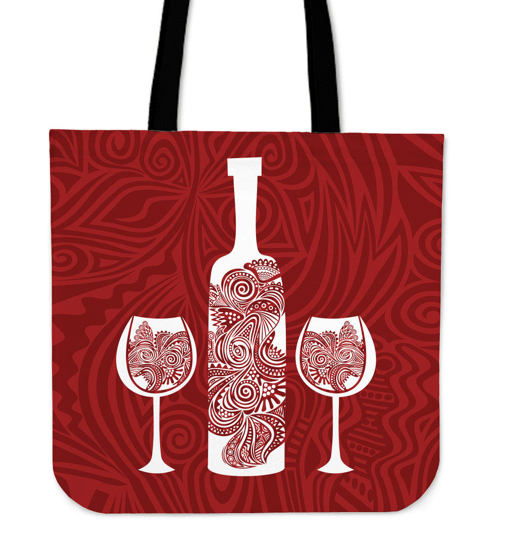 Wine Series Tote Bags Offer
