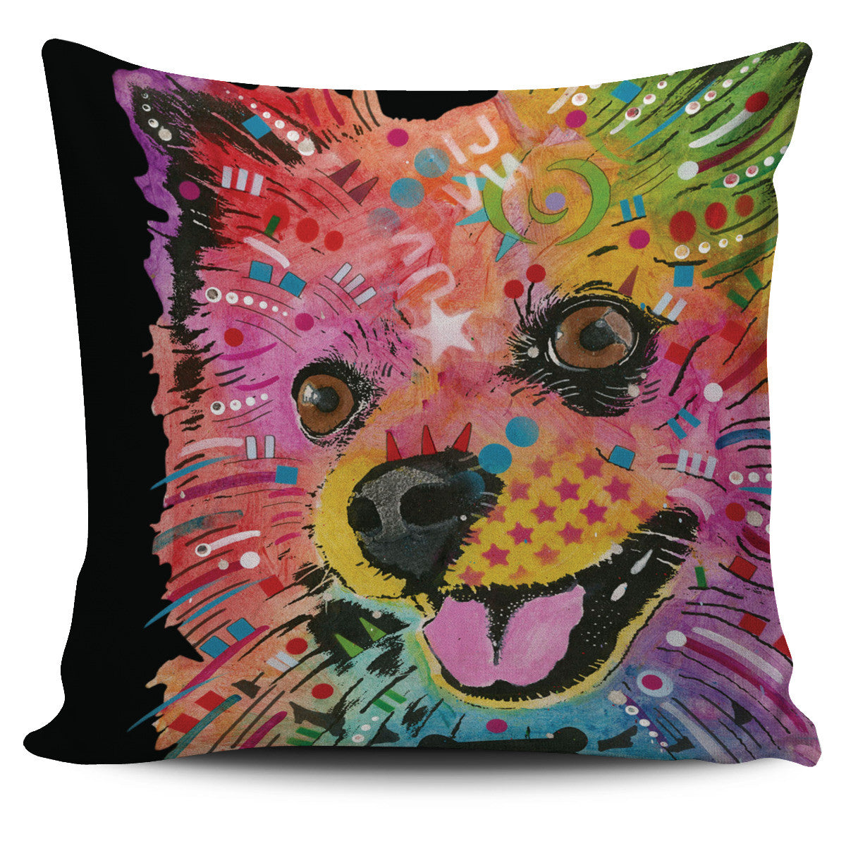 Pomeranian Series Pillow Covers Offer