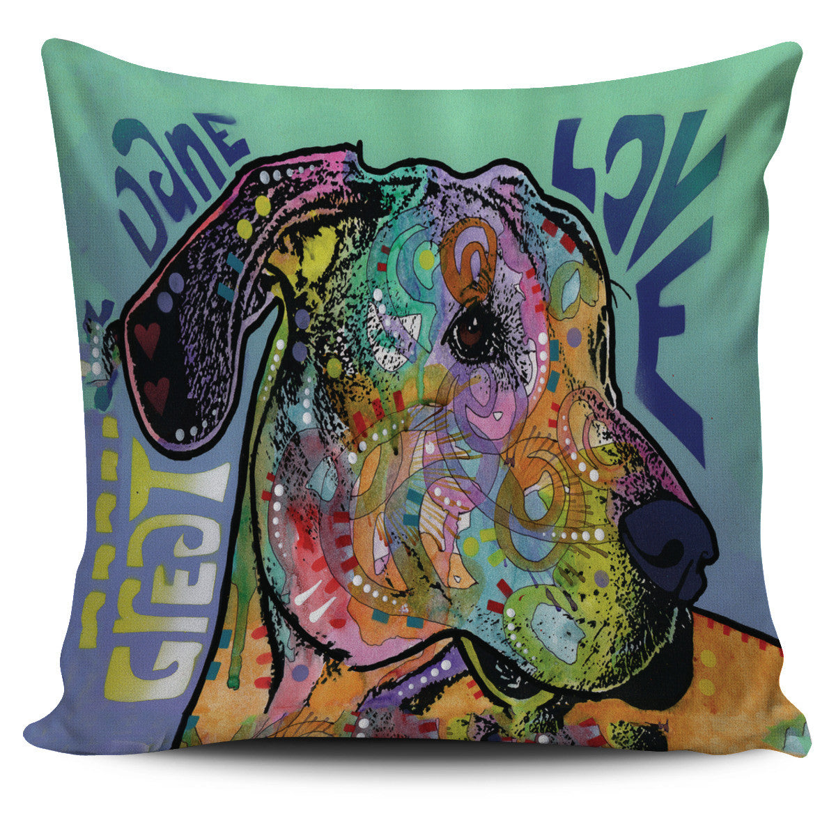 Great Dane Series Pillow Covers Offer