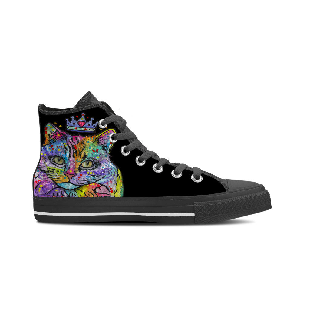 Dean Russo Cat VII Women's High Top Shoes