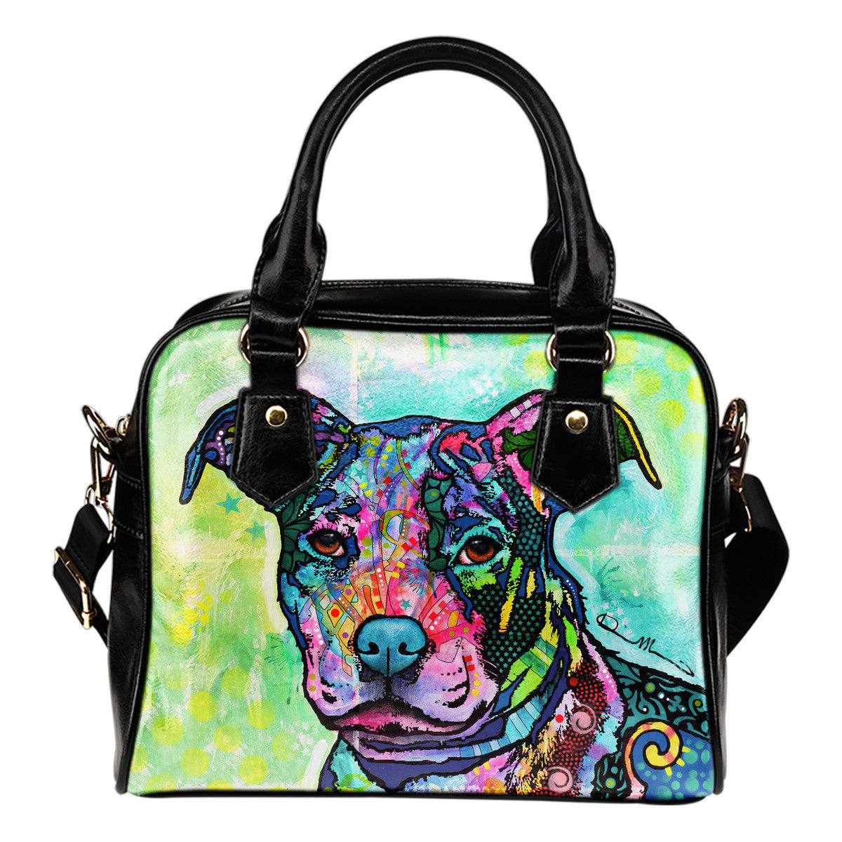 Pit Bull Series IV Shoulder Handbags