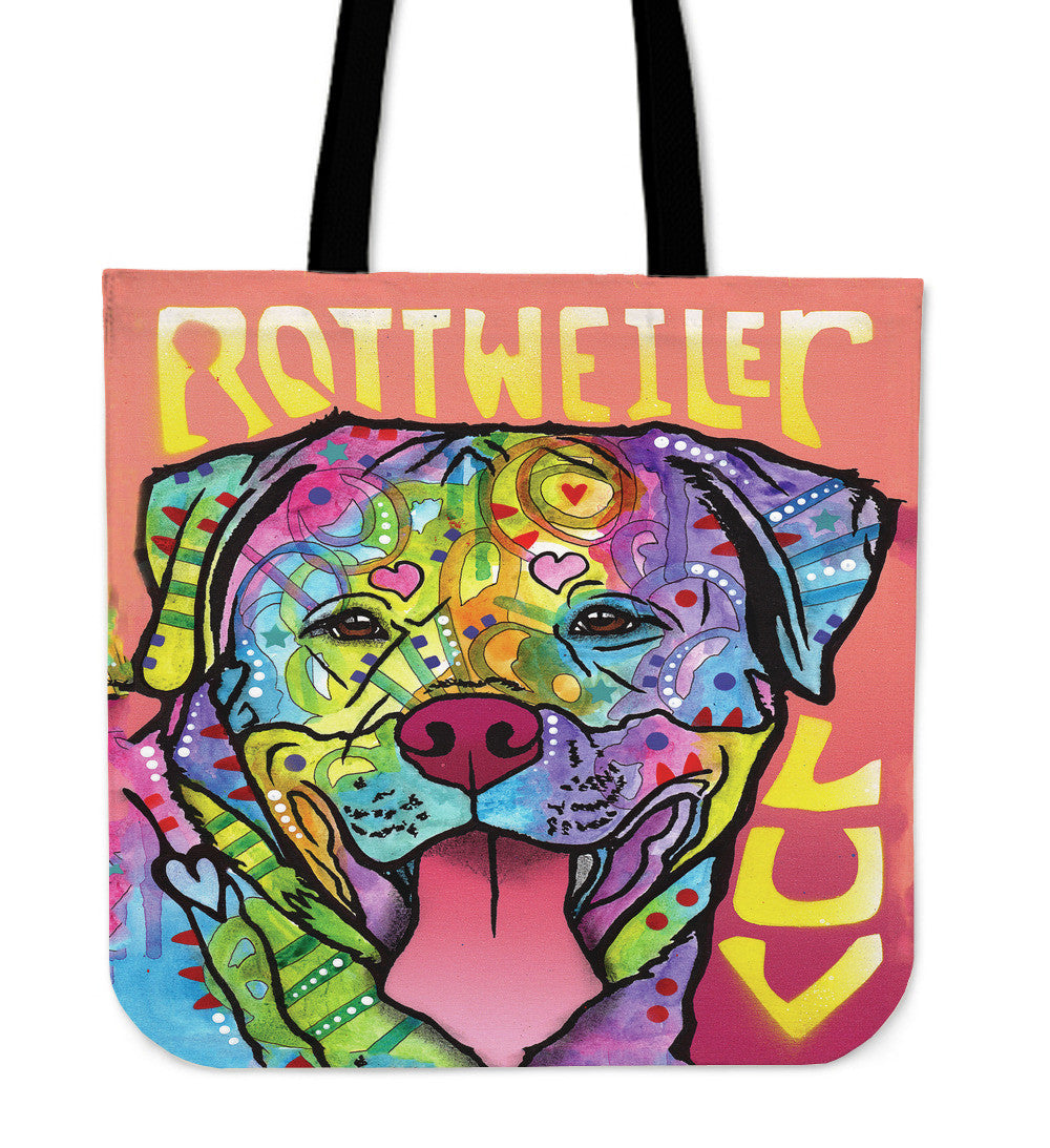 Rottweiler Series Tote Bag