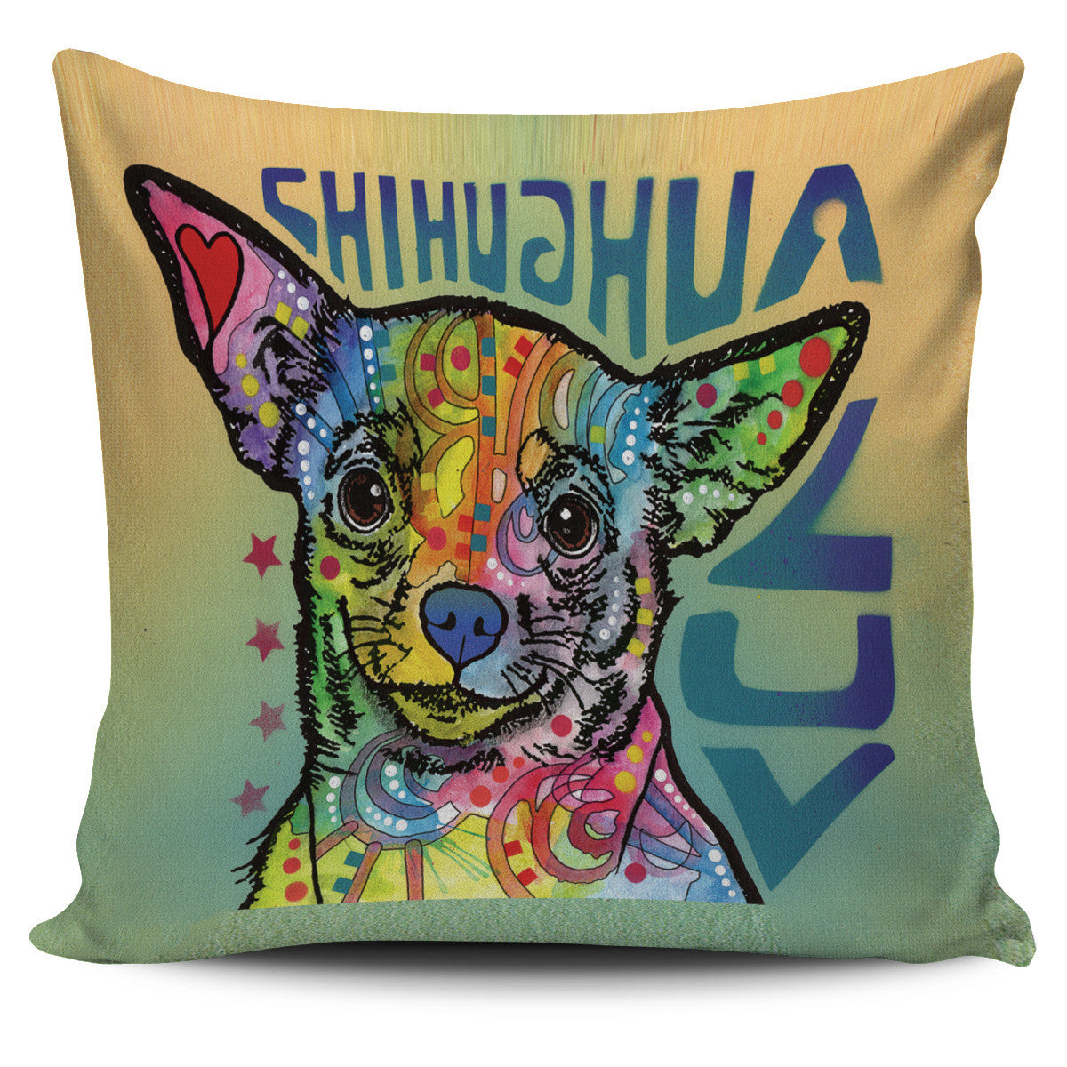 Chihuahua Pillow Covers Offer
