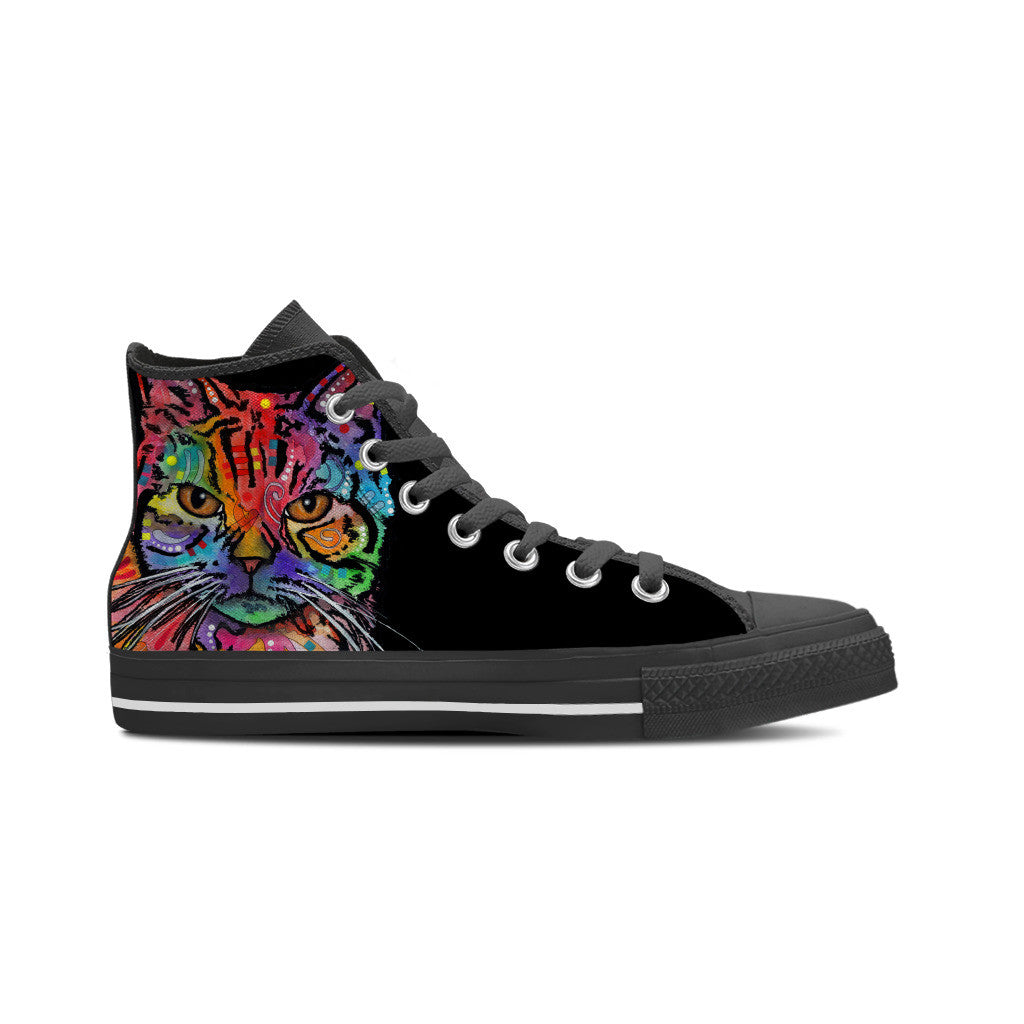 Dean Russo Cat V Men's High Top Shoes