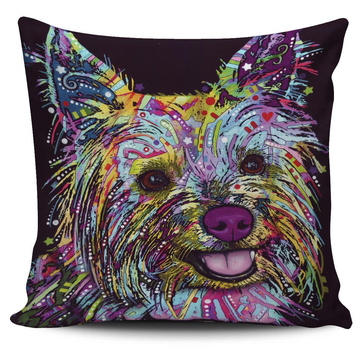 Yorkie Series Pillow Covers Offer