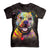 Beware of Pit Bull Women's Shirt