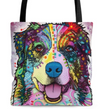 Australian Shepherd Premium Tote Bag - The TC Shop