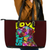 Boxer Love Large Leather Tote Bag