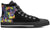 American Pit Bull Terrier Women's High Top Shoes #2