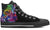 Australian Cattle Dog Men's High Top Shoes