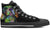 Beagle Women's High Top Shoes