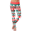 Boxer Christmas Leggings
