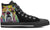 Bulldog Men's High Top Shoes (#1)