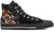 Collie Shepherd Men's High Top Shoes