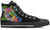 Dachshund Men's High Top Shoes (#2)