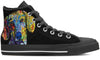 Dachshund Men's High Top Shoes (#1)