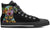 Dalmatian Women's High Top Shoes