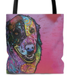 Greater Swiss Mountain Dog Tote Bag - The TC Shop