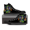 Beagle Men's High Top Shoes