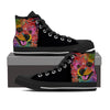 Pomeranian Women's High Top Shoes (#1)