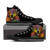 Great Pyrenees Men's High Top Shoes