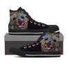 Yorkie Women's High Top Shoes (#1)