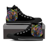 Chow Men's High Top Shoes