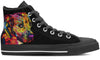 Pit Bull Women's High Top Shoes (#2)