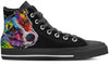 Jack Russell Terrier Men's High Top Shoes (#1)