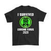 I Survived Corona Virus 2020 (MEN) - The TC Shop