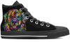 Newfie Men's High Top Shoes