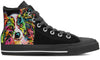 Papillon Men's High Top Shoes (#1)